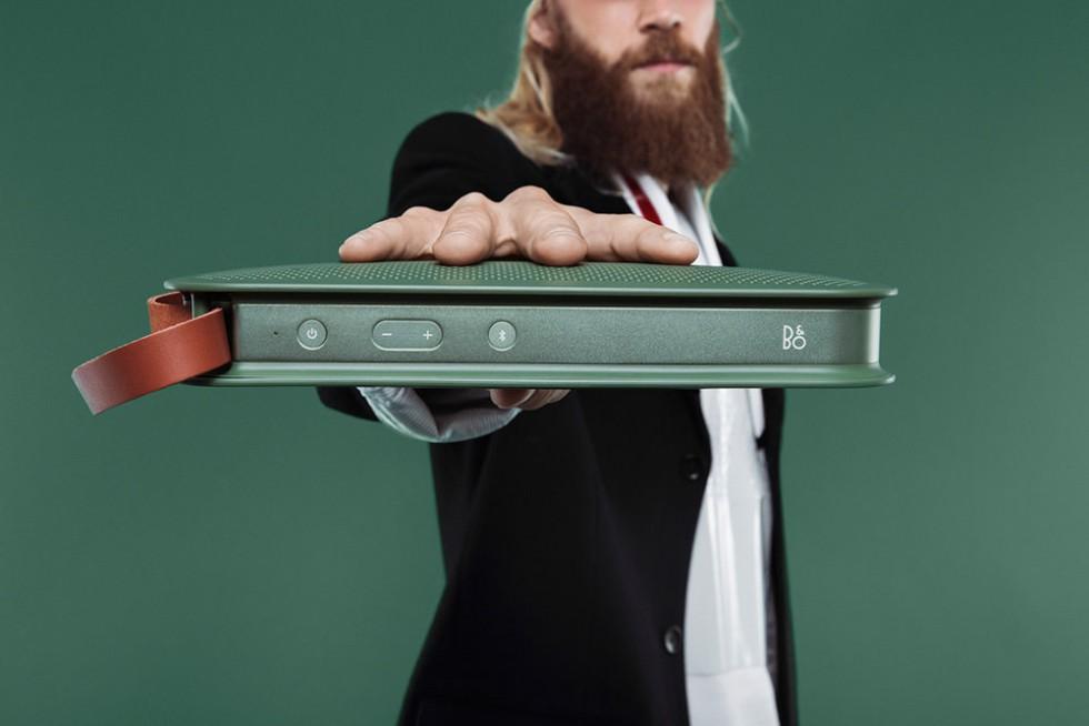 B&O Play - A2 Buetooth-Lautsprecher Grün