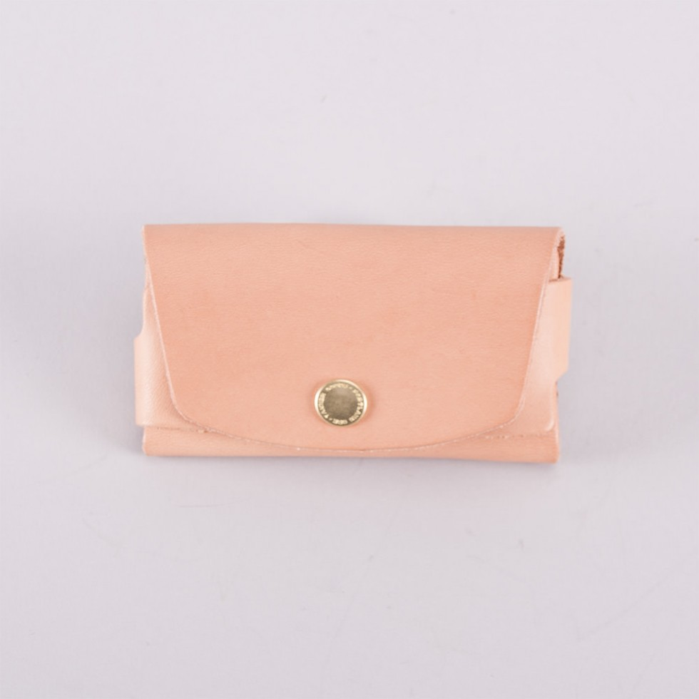 Tanner Goods - Basic Cardholder Natural Tan