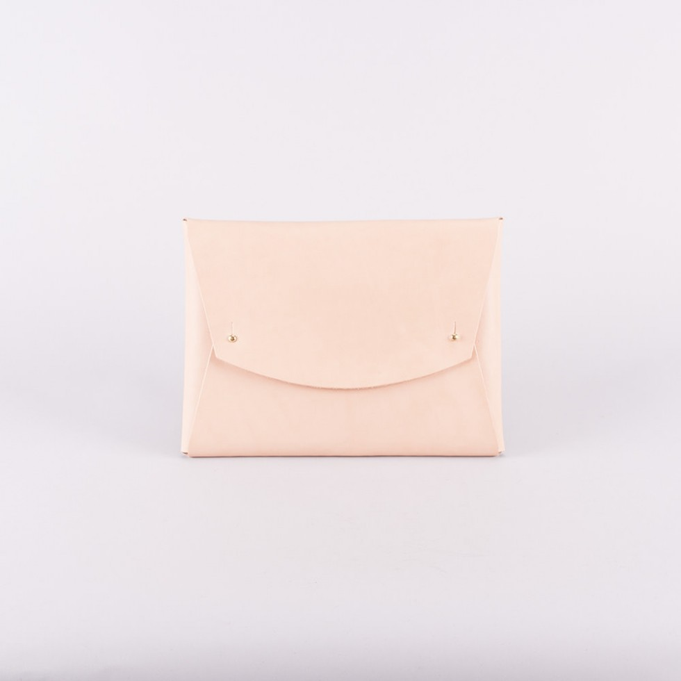 Tanner Goods - Document Folio Mappe - Natural Tan